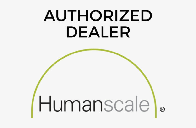 Humanscale Believes That The Highest Level Of Functionality - Dell Emc Authorized Partner Logo, transparent png #3882049