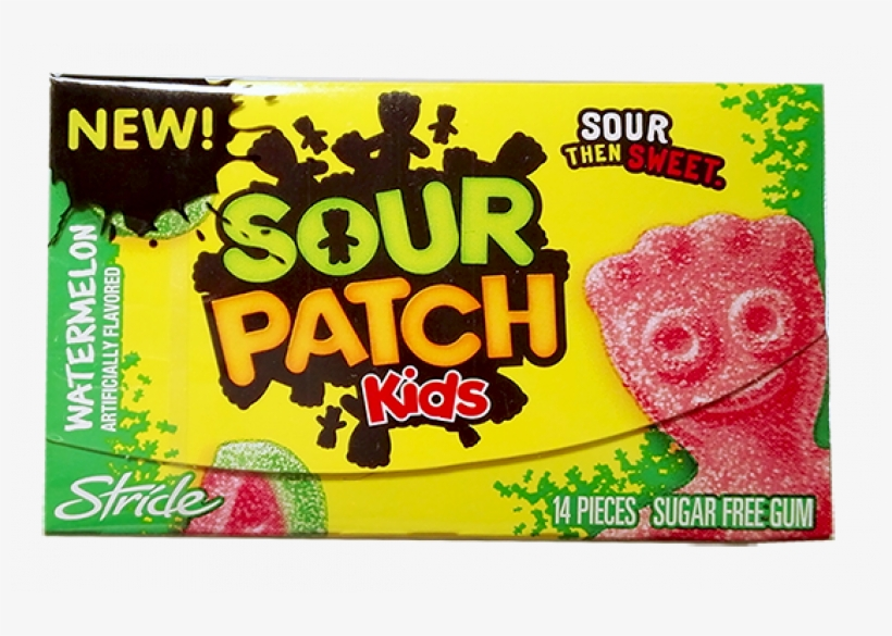 Sour Patch Kids Tropical, transparent png #3882451