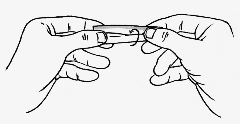 Below Is A Selection Of Illustrations Completed For - Rolling A Joint Drawing, transparent png #3884749