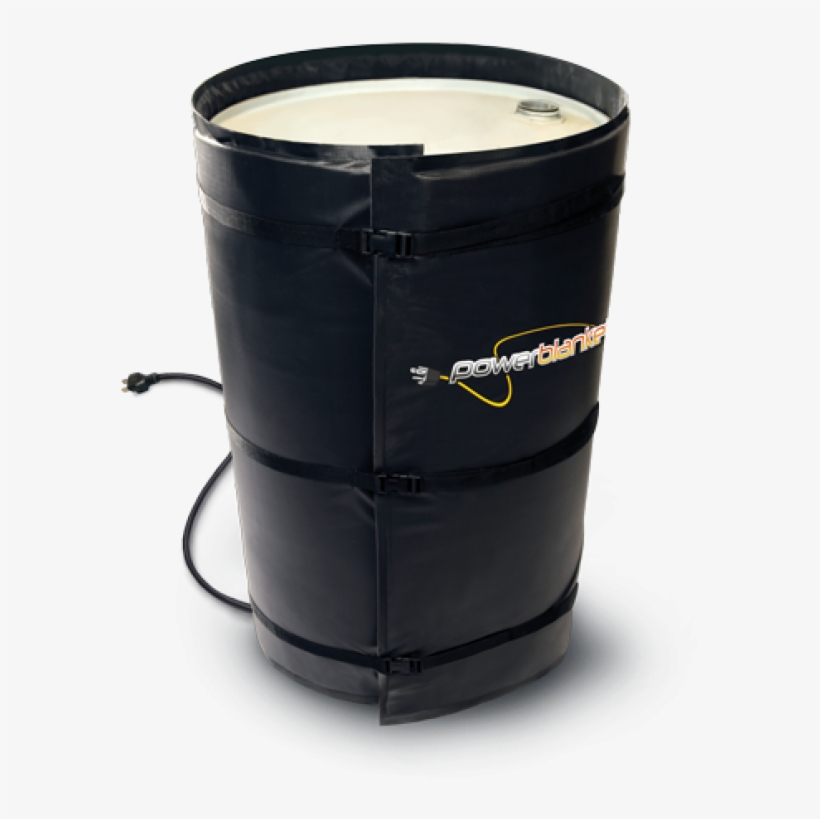 Powerblanket Bh55-pro 55 Gallon Pro Drum Heater, transparent png #3888646