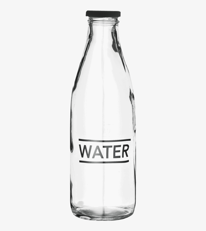 Free Png Glass Water Bottle Png Images Transparent - Bottle Of Water Png, transparent png #3888648