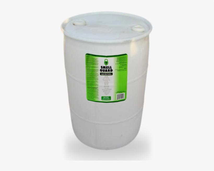 Smell Guard™ 55 Gallon/208 Liter Drum - Gallon, transparent png #3888777