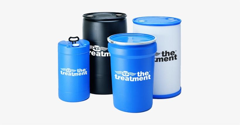 15 Gallon Kegs - Plastic Drums, transparent png #3888998