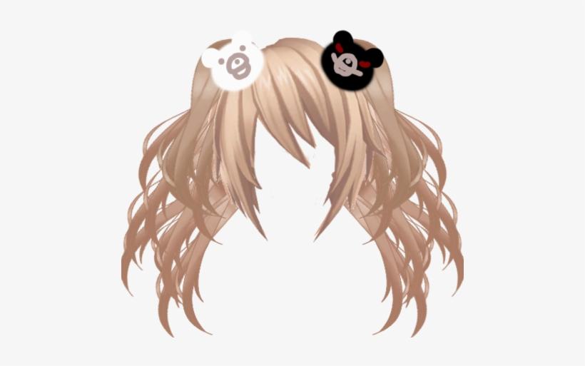 Junko Enoshima Hair - Yandere Simulator Junko Enoshima