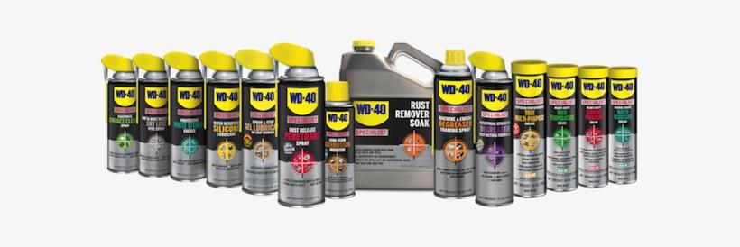 Visit Wd40specialist - Com - Wd-40 Company Specialist Rust Remover Soak, 1-gal., transparent png #3889725