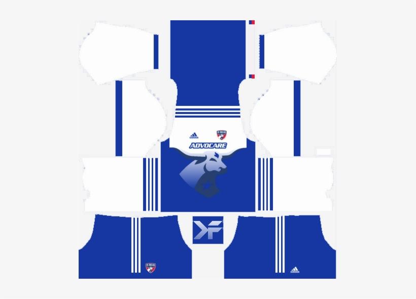 Fc Dallas Away Kit - Dls Kits Juventus 2019 - Free Transparent PNG