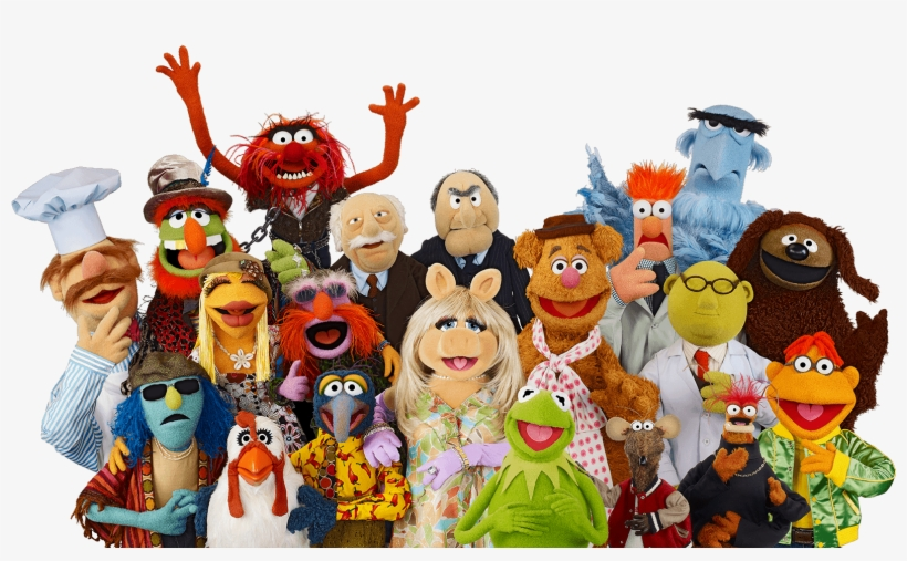 Muppets: Meet The Muppets, transparent png #3893616