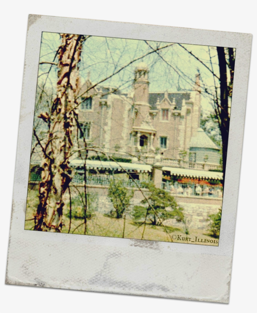 Vintage Haunted Mansion - Walt Disney World, transparent png #3894095
