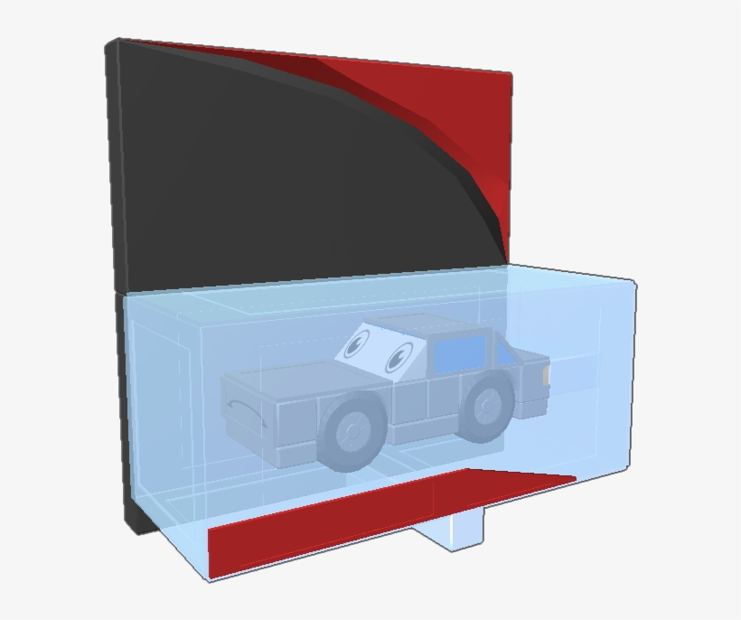 This Is Sterling From Cars - Pickup Truck, transparent png #3894655