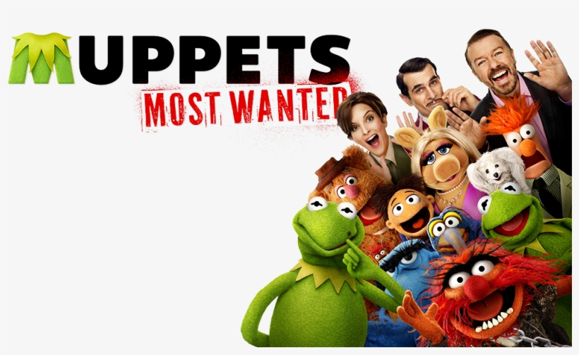 Muppets Most Wanted Image - Muppets Most Wanted: Kermit's Double Trouble, transparent png #3895092