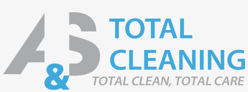 A And S Total Cleaning Official Logo - Clean Care Cleaning Services, transparent png #3897372