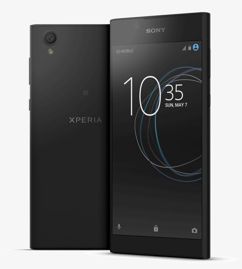 Xperia Xz Premium 3d Image Creation Official Website - Sony Xperia L1 Black, transparent png #3898064