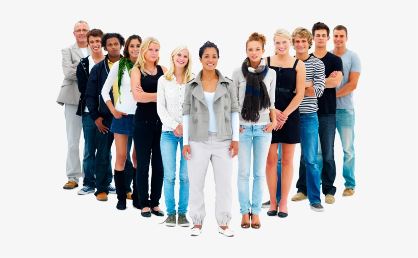 Hipaa Online Training And Certification - Transparent Group Of People, transparent png #390811