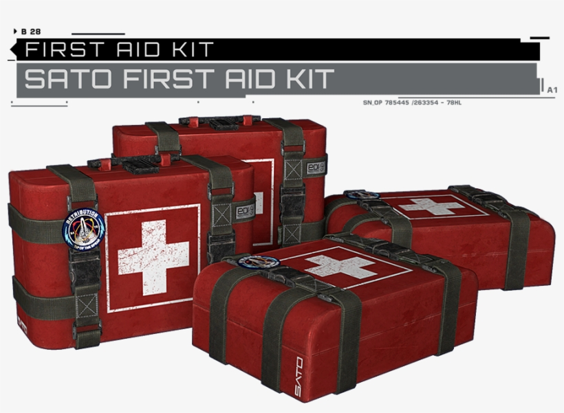 Replaces First Aid Kit With Call Of Duty Infinite Warfare - First Aid Kit Call Of Duty, transparent png #390956