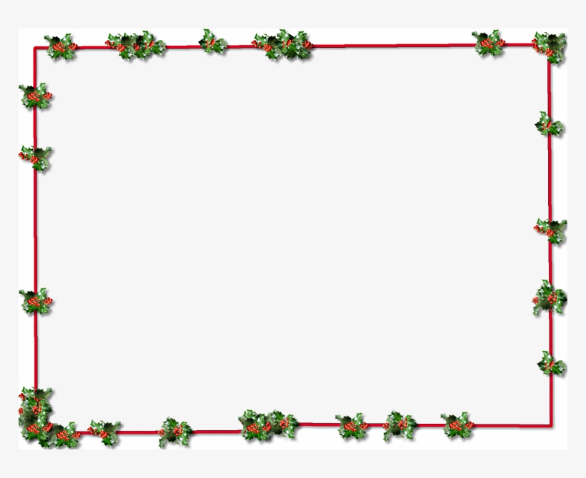 Christmas Cli Border Christmas Borders And Frames Christmas - Free Christmas Border Png, transparent png #391558