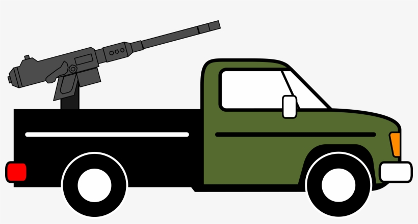 Vector Freeuse Download Great Pick Up Clip Technical - Pick Up Truck Clip Art, transparent png #391737