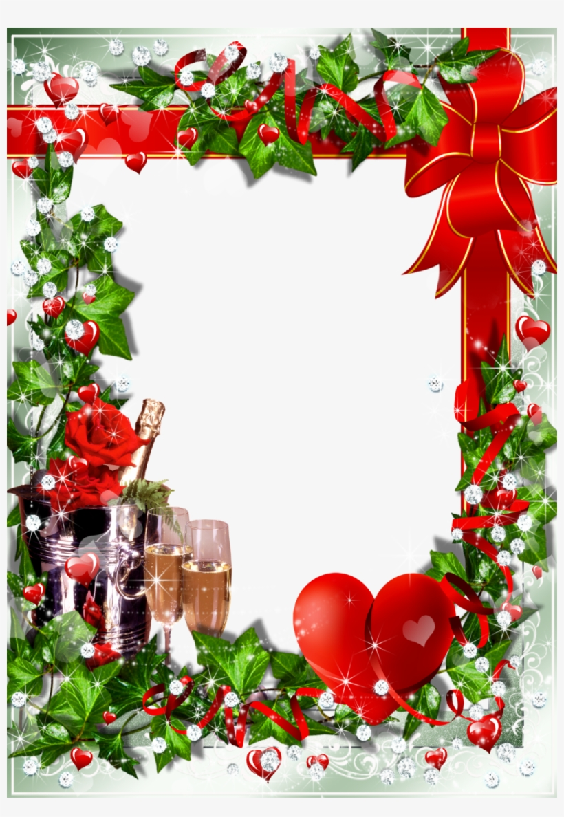 Christmas Lights Border Transparent