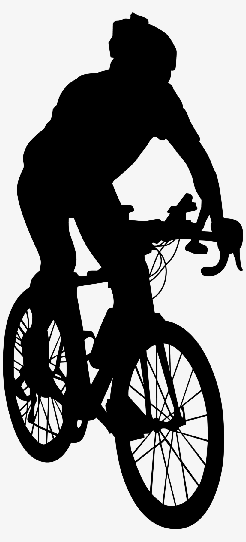d00924d9e Andy Christensen Racing - Riding Bike Silhouette Png - Free ...