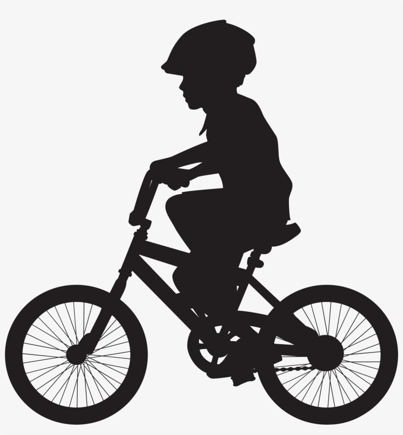 0, - Silhouette Mountain Bike Logo Png, transparent png #394418