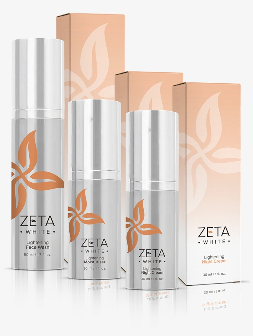 Zeta White Delivers Gentle But Powerful Skin Lightening - Lightening Creams For African American Women, transparent png #395136