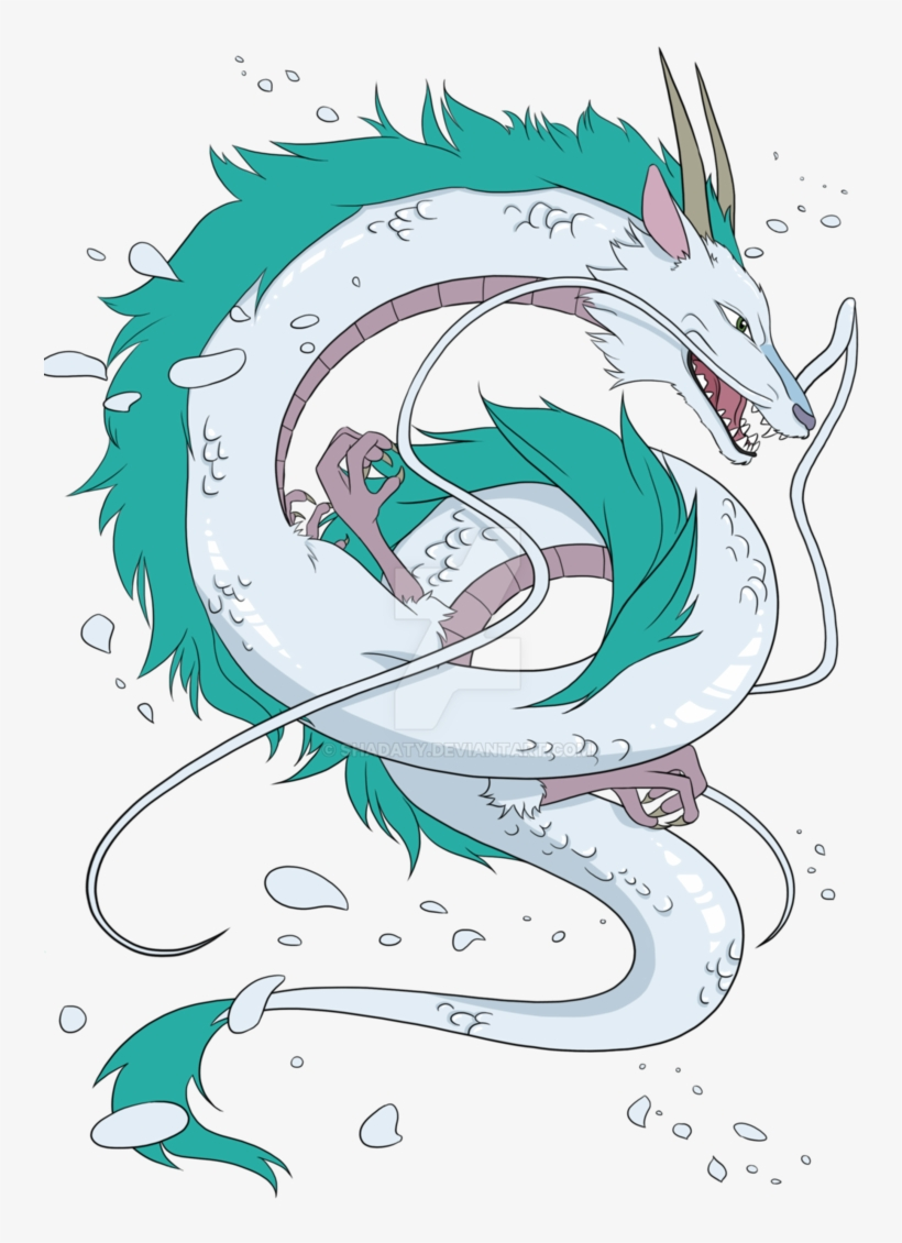 Miyazaki Drawing Sketchbook Stock Spirited Away Haku Dragon Free Transparent Png Download Pngkey