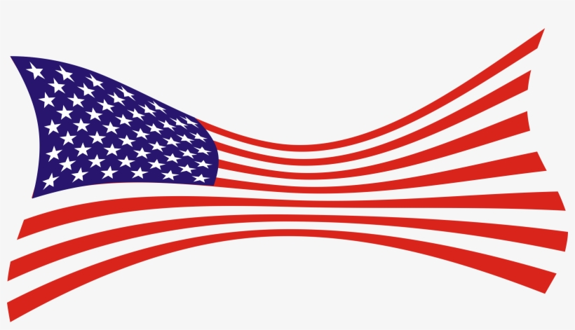 Big Image Png - Flag Of The United States, transparent png #397977