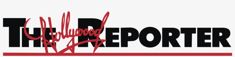 Image Royalty Free Library The Reporter Logo Png Svg - Hollywood Reporter, transparent png #398007
