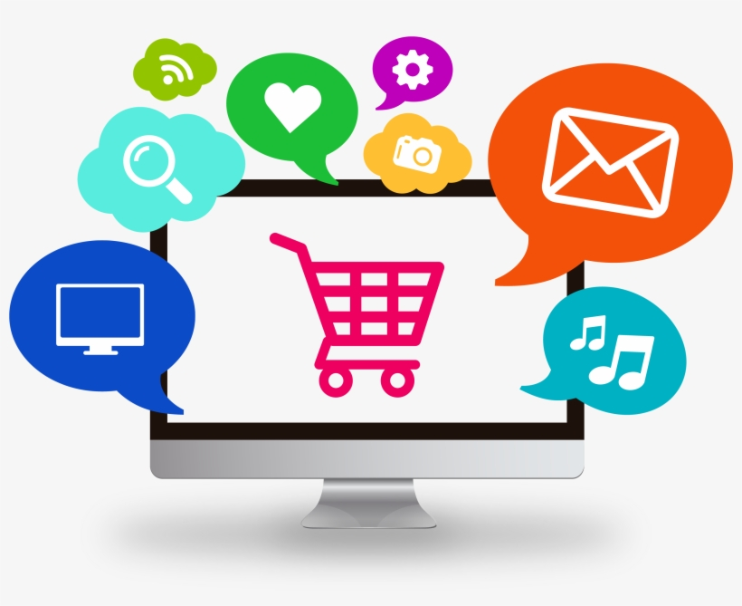 E-commerce Marketing Tips - E Commerce, transparent png #398713