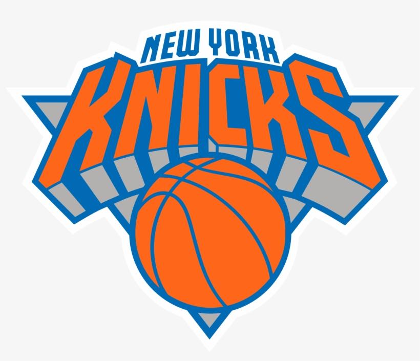 New York Knicks Logo Png Transparent - New York Knicks Logo, transparent png #398816
