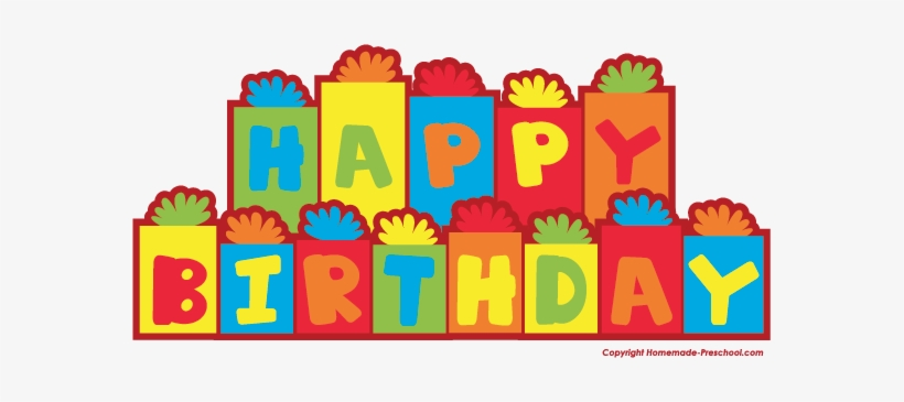 Free Happy Birthday Clipart Clipartandscrap - Clip Art Birthday Presents, transparent png #399040