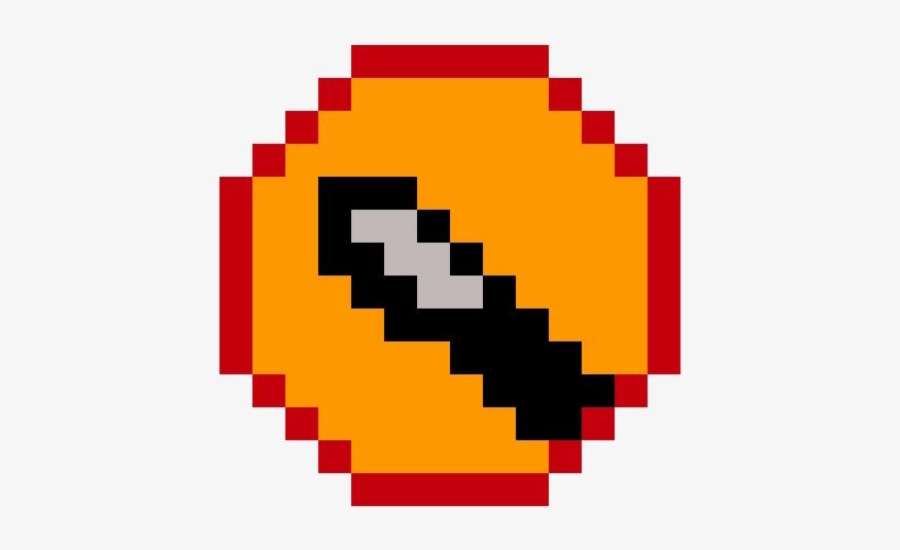 Tf2 Spy - Pixel Gingerbread Man, transparent png #399585