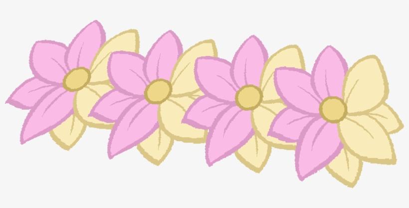 Flower Crown Png Transparent - Flower Crown Mlp, transparent png #399911