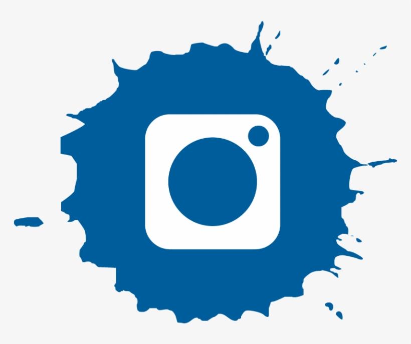 Instagram Paint 768x - Instagram Logo Paint, transparent png #3900862