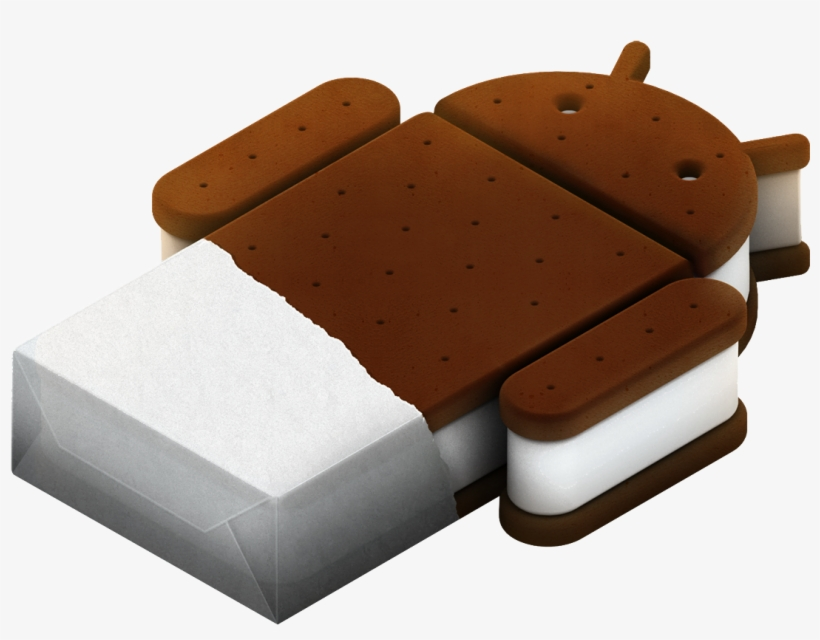Ice Cream Sandwich - Android Ice Cream Sandwich, transparent png #3902286