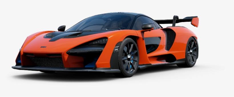 Mclaren Senna - Forza Horizon 4 James Bond Cars, transparent png #3902397
