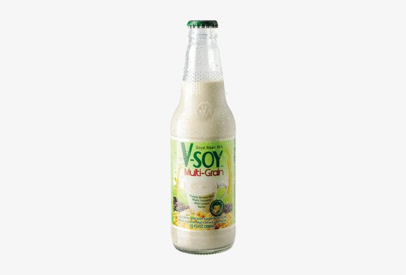 Product Details - Soya Bean Milk V Soy Multigrain, transparent png #3905181