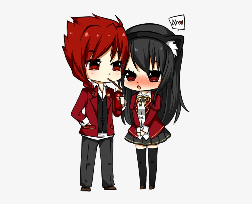Holding Hands Chibi Love Anime Png Holding Hands Png - Chibi Boy And Girl Holding Hands, transparent png #3908368