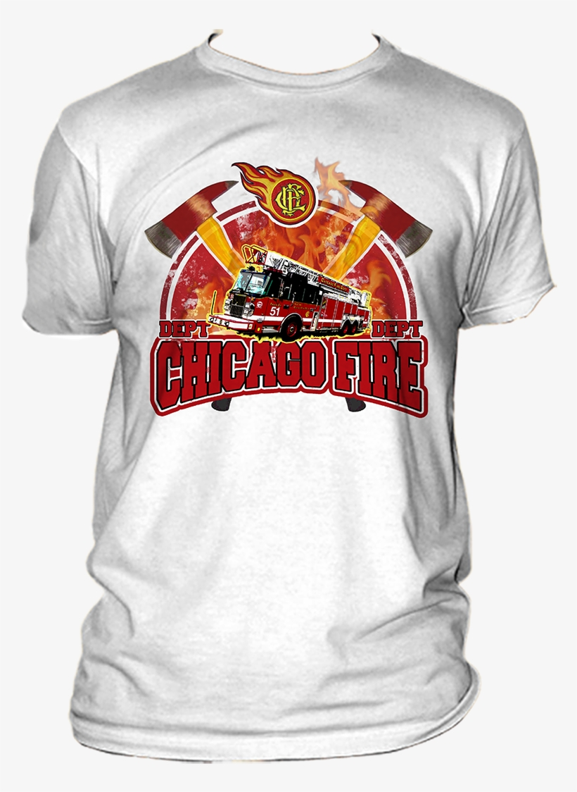 T Shirt Design By Awehh For Chicago Fire Shop Shin Mazinger Z