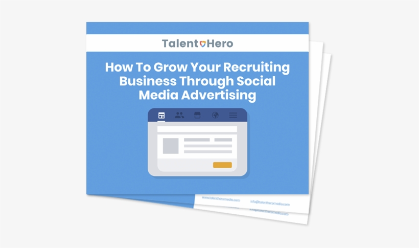 How To Grow Your Recruiting Business Through Social - Social Network Advertising, transparent png #3911323