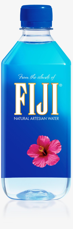 Fiji Natural Artesian Water, - Fiji Natural Artesian Water 16.9 Oz Bottles - Pack, transparent png #3913069
