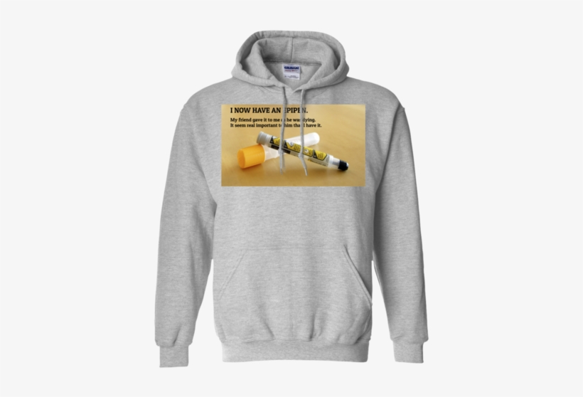I Now Have An Epipen - Crayon Halloween Costume T-shirt, transparent png #3913204