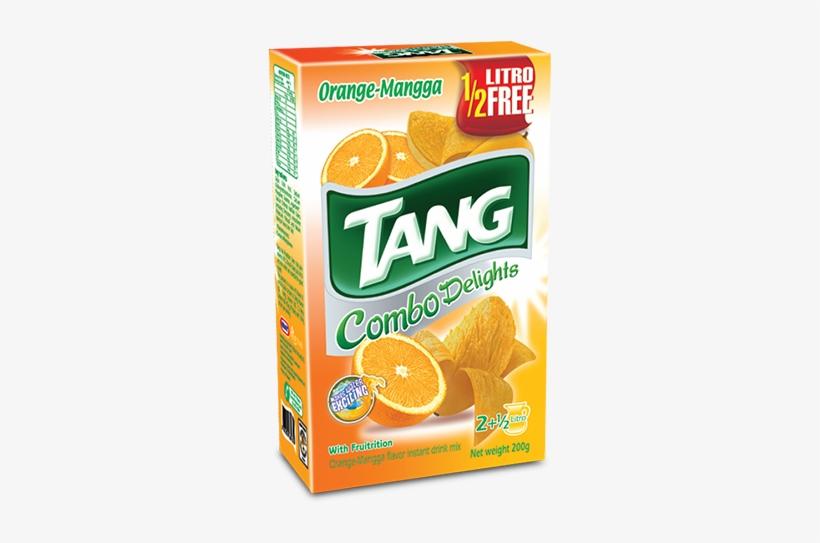 Tang Orange Manga - Tang Drink Mix, Horchata - 0.69 Oz, transparent png #3915898