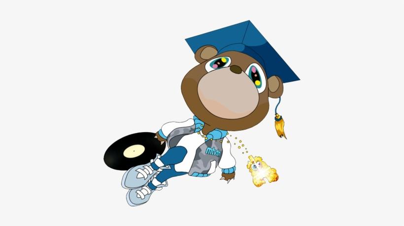 Kanye West Bear - Kanye West Bear Png, transparent png #3918538
