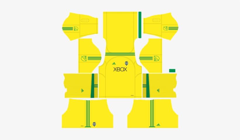 Goalkeeper Alternate - Dls 18 Kits Goalkeeper - Free Transparent PNG