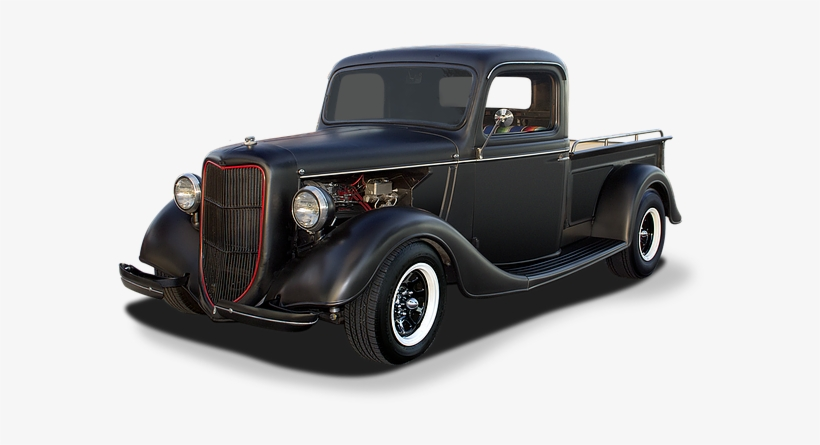Pickup Truck, transparent png #3922119
