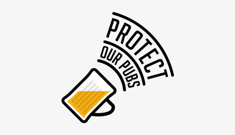 Protect Our Pubs Logo - Save Our Pubs, transparent png #3922535
