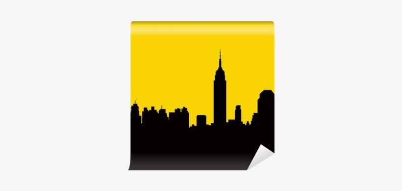 New York Skyline At Morning - New York City, transparent png #3923124