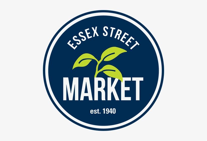 Essex Street Market Logo - Food Market Logo, transparent png #3925548