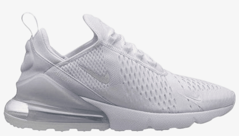 Air Max 270 'triple White' - Blanco Nike Air Max 270 Mujer ...