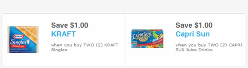 Kraft Just Release Two New Coupons That Pair Nicely - Capri Sun Fruit Punch Juice Drink 10 - 6 Oz Pouches, transparent png #3931267